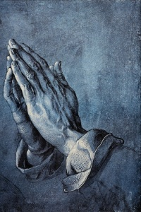 """Praying Hands"" by Albrecht Durer"