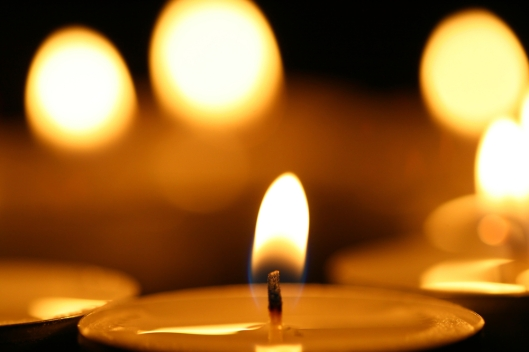 Candle-Single-flame